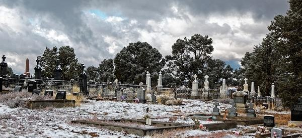 заговор на кладбище
